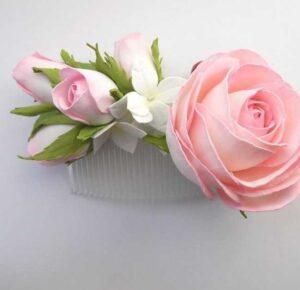Цветы из фоамирана своими руками — 175 фото идей как сделать красивые и простые цветы