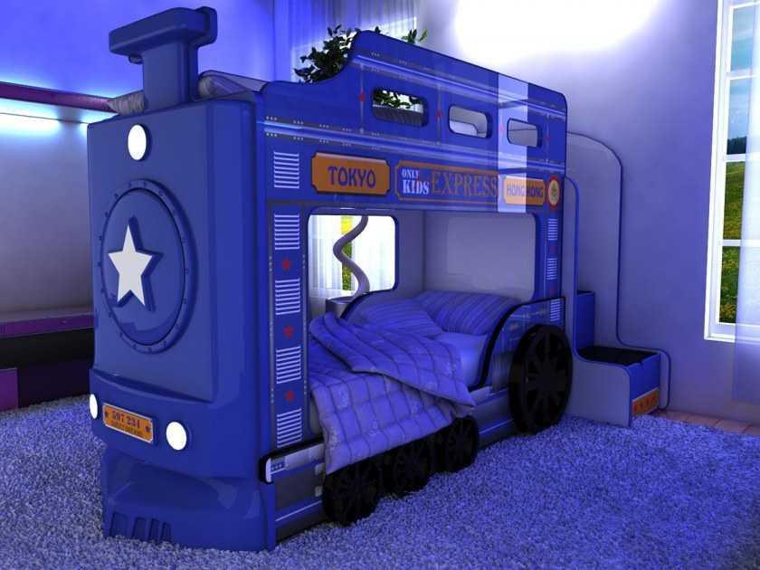 Детская кровать своими руками — делаем кровать для детей от колыбели до дивана тинейджера!