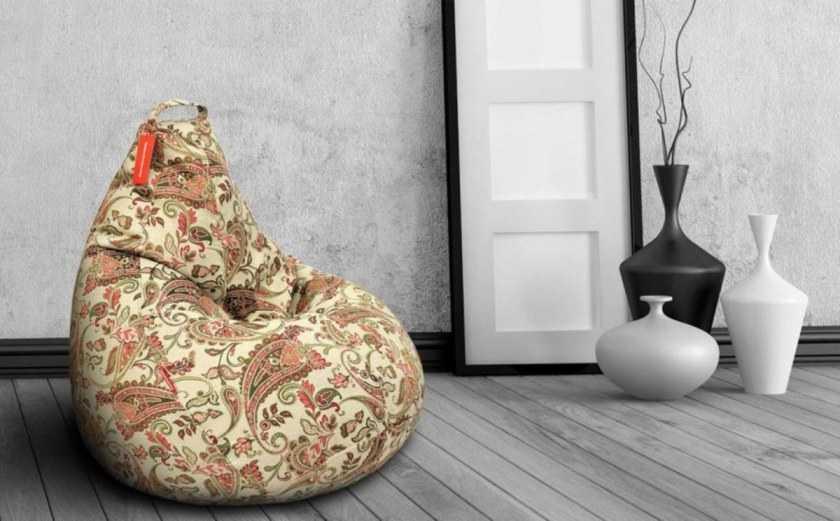 Кресло-мешок своими руками — пошаговое описание изготовления мягкой мебели от А до Я