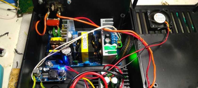 Лабораторный блок питания своими руками   Пошаговая инструкция как и из каких элементов построить блок питания