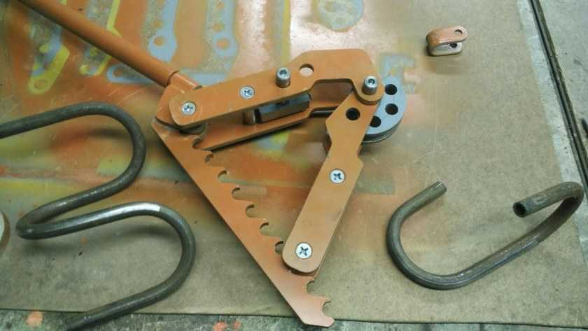 Трубогиб своими руками: виды, способы изготовления и пошаговое описание устройств для изгиба труб